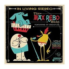 Montygog's Art-O-Rama!: Let's all #design #wars #illustration #star #records
