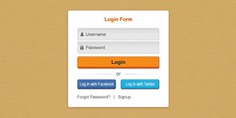 Pretty clean login form Free Psd. See more inspiration related to Web, Elements, Clean, Form, Psd, Login, Web elements, Files, Horizontal and Pretty on Freepik.