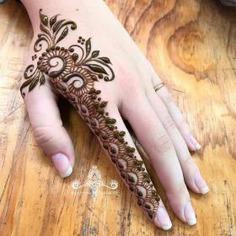 Beautiful Mehendi Design Ideas