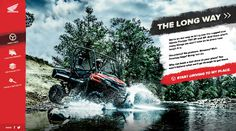 Honda Pioneer – The Long Way