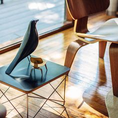 Trifecta of Eames design in my home