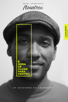 Nosotros na TV #inspiration #design #graphic #poster