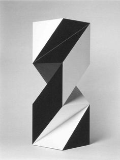 Wonderfully Simple Geometric Sculpture #sculpture #art