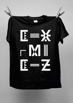 HelloMe_Exzem_02 #tshirt #apparel #shirt