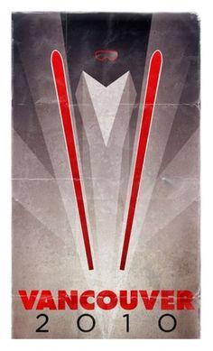 Bye Bye VanCity | °Centigrade.ca – Sketchblog #olympics #illustration #retro