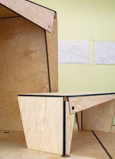 Plié by Gergely Kiss-Gál #minimalist #industrial #design