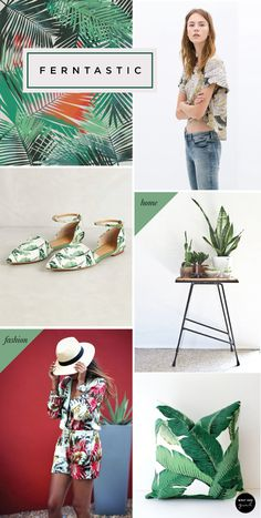 ferntastic #fashion #home #plant #palm #pillow #trend #ferns #foliage