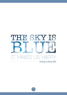 A3_theskyisblue