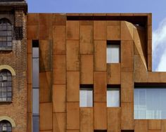 Dezeen » Blog Archive » Designed in Hackney: Shoreditch Roomsby Archer Architects #reuse #adaptive