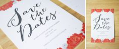 Wedding Invitation #invite #print #invitations #wedding