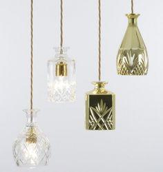 Marcus Fairs mette bottega: a Londra il suo primo Temporary | bigben design #glass #domestic #lights