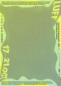 LUFF 2012 (New) : DEMIAN CONRAD DESIGN