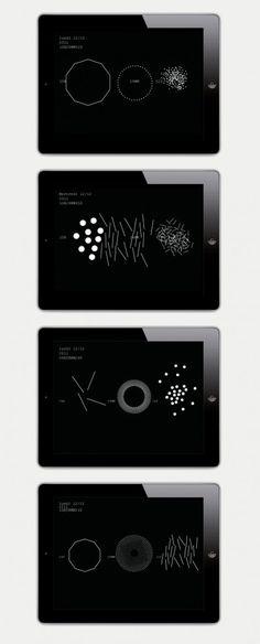 Trafik - Horloge aléatoire 2012 #horloge #screensaver #mac