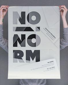 No Norm Vernissage by Yevgeniy Yagolnik #print