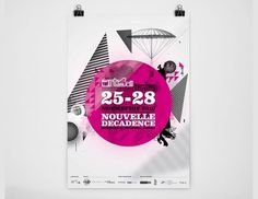 Looks like good Graphic Design by Stavros Kypraios #print #design #concert #poster