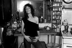 Norman Seeff - Patti Smith - Photos - Social Photographer's Portfolios #inspiration #photography #portrait