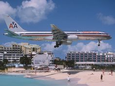 #AA #American #American Airlines #plane #photography