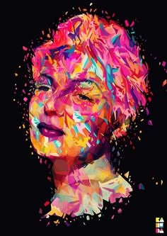 Abstract Colors 2012 on the Behance Network #illustration #colors