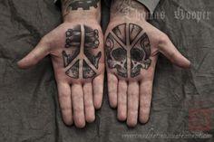 Hoopers Electric – Meditations in Atrament #thomas #tattoo #hooper #tattoos #thomashooper
