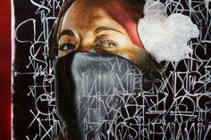 Kamea Hadar & Defer | PICDIT #graffiti #painting #art