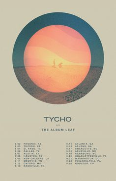 Tycho TAL 450 #tucho #iso50 #poster
