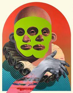 Michael Reeder Painting