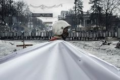 Occupy Kiev by Barbaros Kayan