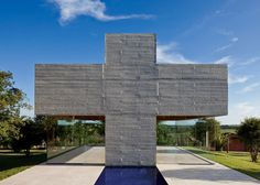 All Saints Chapel by Gustavo Penna #chapel #architecture