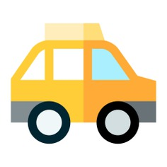 See more icon inspiration related to taxi, car, cab, transportation, public transport, automobile, vehicle and transport on Flaticon.