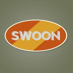Swoonworthy #logo #brand #swoon