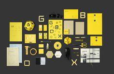 Gbox Studios Visual Identity by Bratus