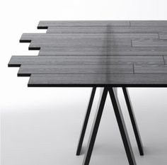 THEARTISTANDHISMODEL #wood #table #product