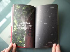 Loyola Acceptance Book - Dan Blackman: Art Direction & Design #print #design