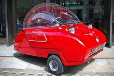 Peel Trident Car