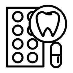 See more icon inspiration related to healthcare and medical, health clinic, health care, first aid, dentist, tooth, pills, pharmacy, teeth, hospital and medicine on Flaticon.