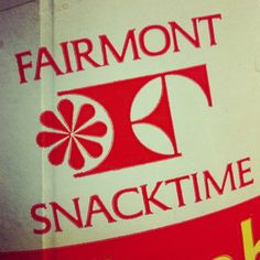 Fairmont #lettering #snacktime #monogram #identity #mid #century #logo