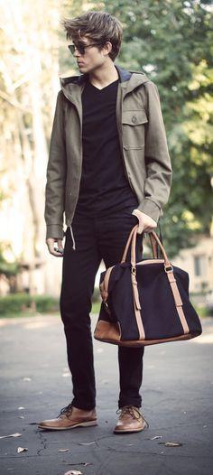 Report Comment #men style fashion