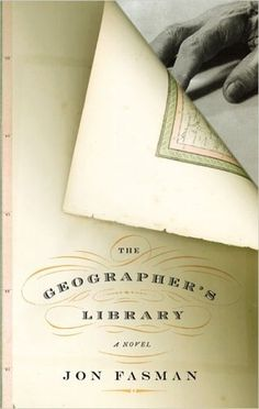 The Book Cover Archive: The Geographer's Library, design by Gabriele Wilson #cover #book