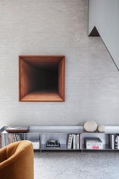 VIPP Chimney House by Studio David Thulstrup
