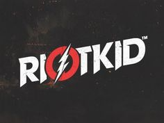 Riotkid #design #graphic #quality #typography