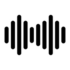 See more icon inspiration related to sound waves, sound bars, music player, electronic, technology and music and multimedia on Flaticon.