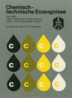 German matchbox label | Flickr: Intercambio de fotos #matchbox #swiss #label #chemisch #helvetica #german