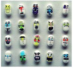 50 headaches : Kissi Kissi #pills #illustration #characters