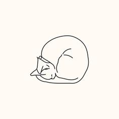 Sleeping cats series - #3