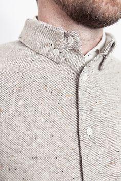 tumblr_lzugq3XDDj1qau50i.jpg (500×750) #collar #mens #shirt