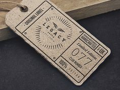 LEGACY Cap Co. // Branding on Behance #style #texture #apparel #gold #trend #retro #brand #branding #identity #logo #logomark