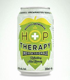 Russell Hop Therapy Can