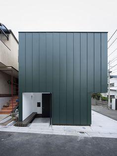 House In Mishuku Ⅱ by Nobuo Araki