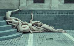 Faith is Torment | Art and Design Blog: Ecce Homo: Photos by Evelyn Bencicova