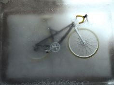 KEREM OZAN BAYRAKTAR #bicycle #frozen #bayraktar #ozan #bike #kerem #cycling #ice #cube